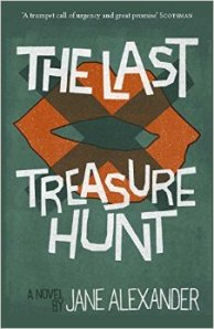 The Last Treasure Hunt jacket