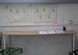 planning desk