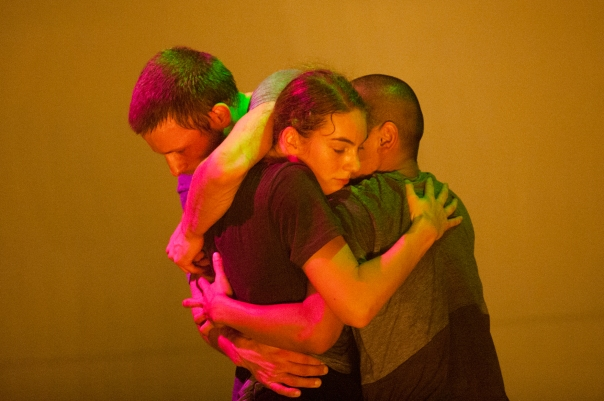 Het Lab - three dancers