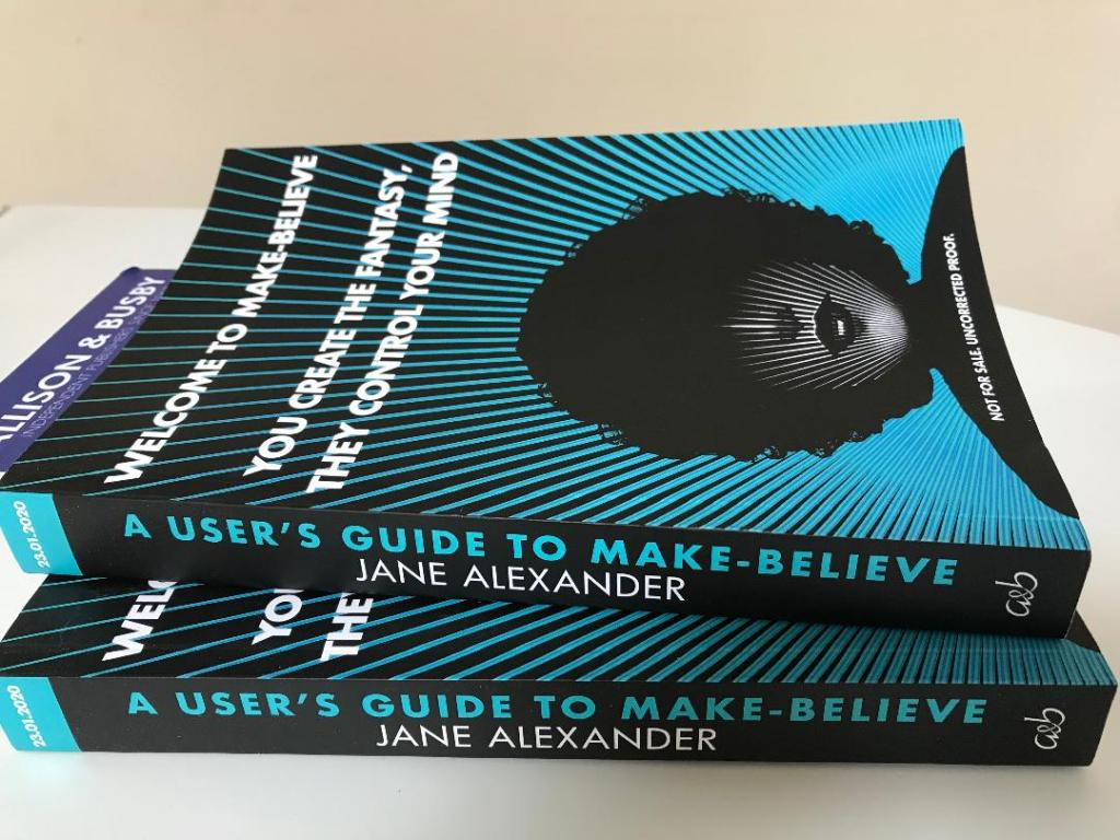 Proof copies of A User's Guide to Make-Believe