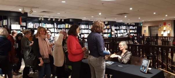 A User's Guide To Make-Believe Edinburgh Waterstones launch